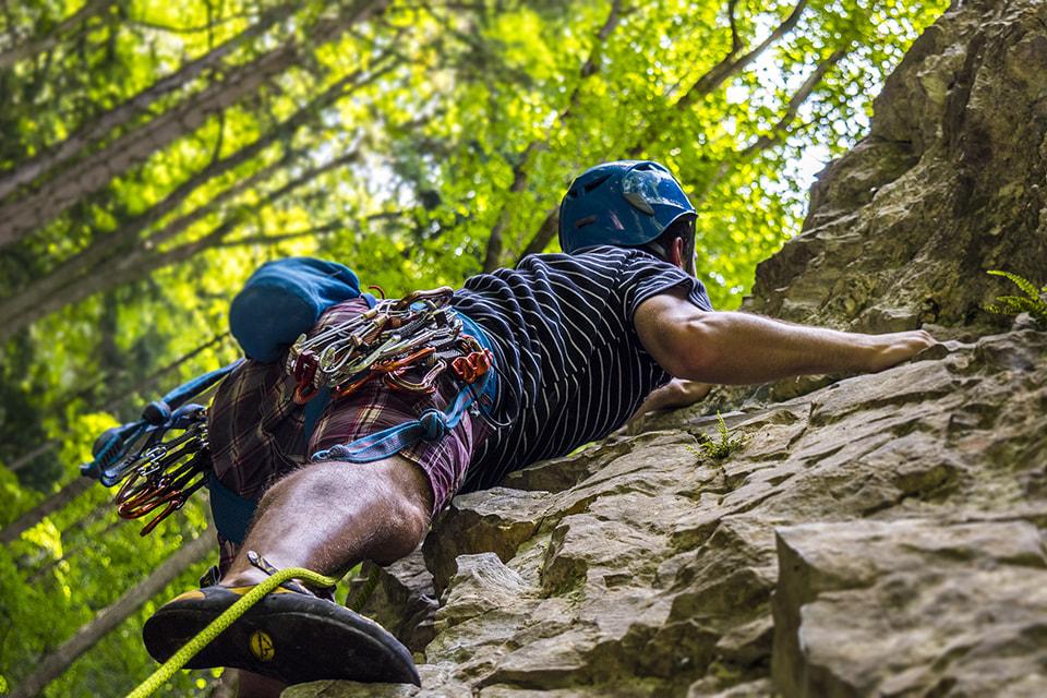 mehr klettern